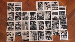 CONGO - Cliché D'Imprimerie Pour La Réalisation De Chromos Ou CP Sur Le Congo - 980X6555 -Brrrrrrr - Afrique