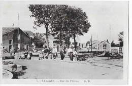 54 - LANDRES - Rue Du Thiame    BA - France