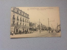 Knocke S/Mer Grand Hotel Prince Baudouin - Cartes Postales