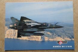 MIRAGE 2000 D De L'escadron De Chasse 1/3 Navarre ( Avion, Aviation, Armée De L'Air ) - 1946-....: Ere Moderne