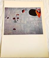Ancient Art Print - Bullfight By Miró, 1963 - Otros