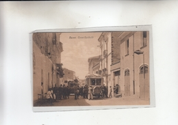 Nuoro Corso Garibaldi -corriere - Nuoro