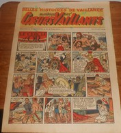 Coeurs Vaillants. N°7. Dimanche 11 Août 1946. - Newspapers