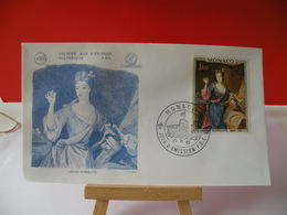 Louise Hippolyte - Monaco - 25.11.1969 FDC 1er Jour - Toutes En Très Bon état Garantie - FDC