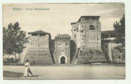 RIMINI - ROCCA MALATESTIANA - NV FP - Rimini