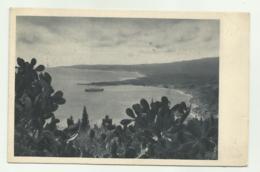 TAORMINA - CROCIERA M.N. VULCANIA 1934  VIAGGIATA FP - Messina