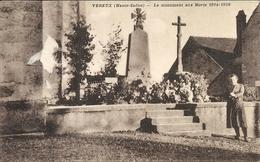 *VEREUX. LE MONUMENT AUX MORTS 1914-1918 - Autres Communes