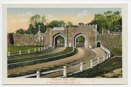 Delhi - Kashmiri Gate - Mirza 289 - India