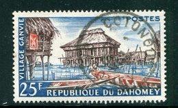 DAHOMEY- Y&T N°155- Oblitéré - Bénin – Dahomey (1960-...)