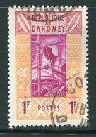DAHOMEY- Y&T N°159- Oblitéré - Bénin – Dahomey (1960-...)