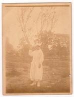 CONGO - Photographie - 1923 - Elisabethville - Juliana De Tollenaere  Verpleegter - Infirmière. - Afrique