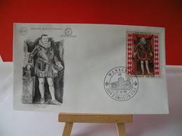 Charles II 1581-1589 (Prince Charles II) - Monaco - 12.12.1968 FDC 1er Jour - Toutes En Très Bon état Garantie - FDC