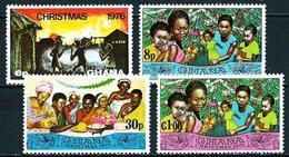 Ghana Nº 573/6 Nuevo - Ghana (1957-...)
