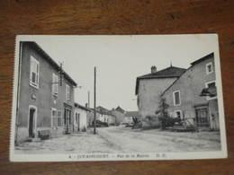 JUVAINCOURT / Rue De La Mairie - Other Municipalities