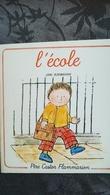 L'ECOLE  Père Castor - Books, Magazines, Comics