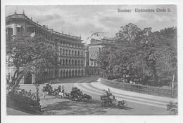 Bombay - Elphinstone Circle - India