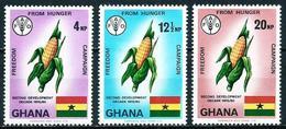 Ghana Nº 406/8 Nuevo - Ghana (1957-...)