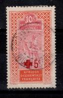 Haut Senegal Et Niger - YV 35 Oblitere Bobo - Dioulasso - Alto Senegal E Niger (1904-1921)