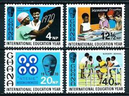 Ghana Nº 382/5 Nuevo - Ghana (1957-...)