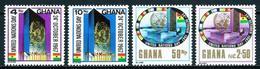 Ghana Nº 299/302 Nuevo - Ghana (1957-...)