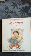 LE LAPIN  Père Castor - Livres, BD, Revues