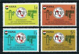Ghana Nº 193/6 Nuevo - Ghana (1957-...)