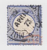 2 GRO FER A CHEVAL MULHAUSEN. + CACHET ROUGE D'ENTREE  / 7189 - Deutschland