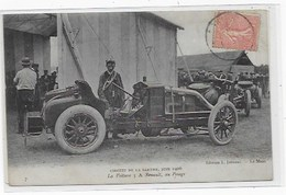 CPA CIRCUIT De La SARTHE Juin 1906 - Sport Automobile