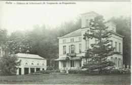 Melle. Château De Schaubosch. M.Verplancke De Diepenhède. - Melle
