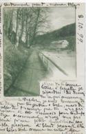 AK 0208  Gmunden - Lenausitz An Der Traunpromenade / Foto Haslacher Um 1899 - Gmunden