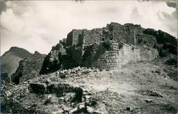 Foto Cusco Ansicht Ruinen Stätte In Den Anden 1960 Privatfoto - Peru