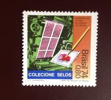 Brazil 1974 State Mint MNH - Brazil
