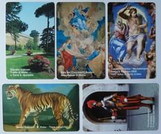 VATICAN - Urmet - Group Of 5 - VAT-31 To 35 - Mint - Vatican