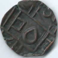 Bhutan - ½ Rupee / Ma-tam - Period III (1835-1910) - KM7.1 - Bhoutan