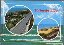 °°° Cartolina N. 297 Tortoreto Lido Viaggiata °°° - Teramo