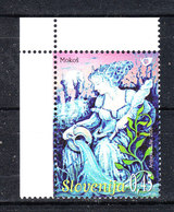 Slovenia  - 2008. Mitologia: La Dea Mokos. Goddess Mokos, Figure Of Mother Earth.  MNH - Mitologia