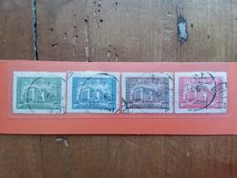 CINA 1946 - Nn. 553/56 Yvert Timbrati + Spese Postali - Cina