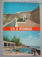 Moçambique - Ilha De Moçambique - Fortaleza De S.Sebastião E Piscina Municipal - SP1994 - Mozambique
