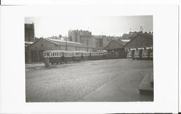 Photo - Nancy  - Tramway - Avril 1955 - Luoghi