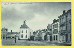 * Turnhout (Antwerpen - Anvers) * (SBP, Nr 2) Grand'Place, Vue Générale, Grote Markt, Animée, Rare, Old, CPA, Unique - Turnhout