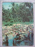 S.Tomé E Principe - Lavadeiras No Água Grande - SP1998 - Sao Tome And Principe