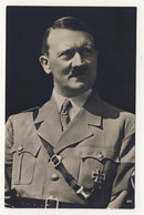 Deutsches Reich Michel No. 660 Sonderstempel Pasewalk Kriegslazarett Auf Karte Hitler - Briefe U. Dokumente