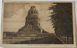 Leipzig Völkerschlacht Denkmal - Leipzig