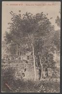 034 CARTE POSTALE INDOCHINE - CAMBODGE - Angkor Wat, Ruine D'un Templion Dédié à Prah Pithu - Cambogia