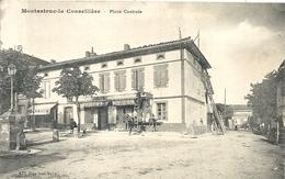 *PLACE CENTRALE - Montastruc-la-Conseillère