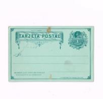 Entier Postal à 1 Centavo. - Chili