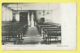 * Tildonk - Thildonck (Haacht - Brabant) * (Hasselle Editeur) Pensionnat De Tildonck, Salle D'étude, école, School, TOP - Haacht