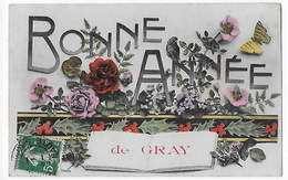 70- GRAY   - Bonne Année    BA - Gray