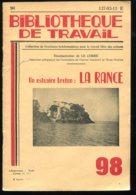 Scolaires Bibliothèque De Travail 6-12 Ans N° 98 Du 08/01/1950 Un Estuaire Breton LA RANCE - 6-12 Ans