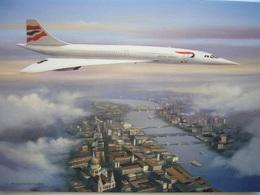 Avion / Airplane / BRITISH AIRWAYS / Concorde / A Lingering Memory - 1946-....: Ere Moderne